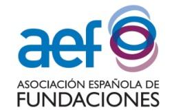Asociacin Española de Fundaciones
