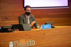 XX Jornada de Clausura de la Empresa Familiar. Premio Fundación Antonio Aranzabal. Universidad de Deusto Donostia San Sebastián. Foto Sara santos C. © 2020